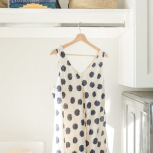 Hadley Polka Dot Midi Dress