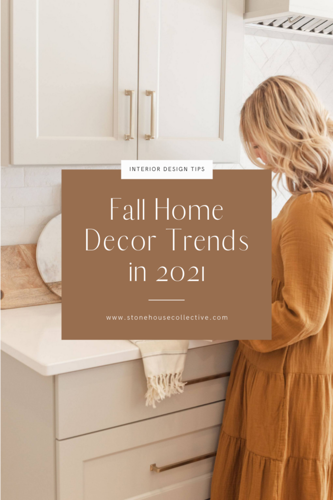 Fall Home Decor Trends for 2021