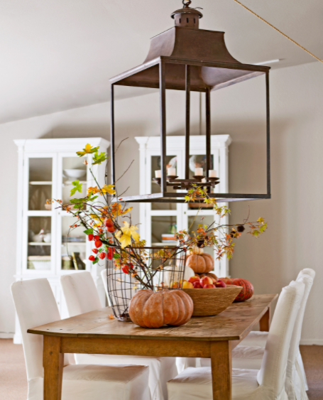 10 Fall Table Centerpieces 1