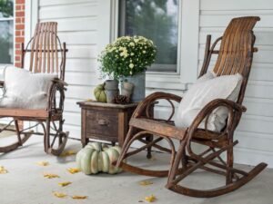 30 Fall Front Porch Ideas